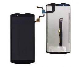 Дисплей Blackview BV9000, BV9000 Pro с сенсором (тачскрином) черный