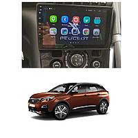 Штатна Android Магнітола на Peugeot 3008 2009-2012 Model P6/P8-solution (М-П3008-9-Р8)
