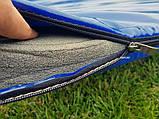 Борцовский спортивный мат ППЕ НХ для борьбы, дзюдо в чехле из ПВХ OSPORT 2м х 1м толщина 4см (FI-0097), фото 9