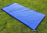 Чехол на мат спортивный, гимнастический, борцовский из ПВХ ткани OSPORT 1м х 2м толщина 4-10см (FI-0096), фото 4