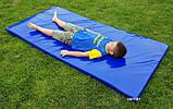 Чехол на мат спортивный, гимнастический, борцовский из ПВХ ткани OSPORT 1м х 2м толщина 4-10см (FI-0096), фото 8