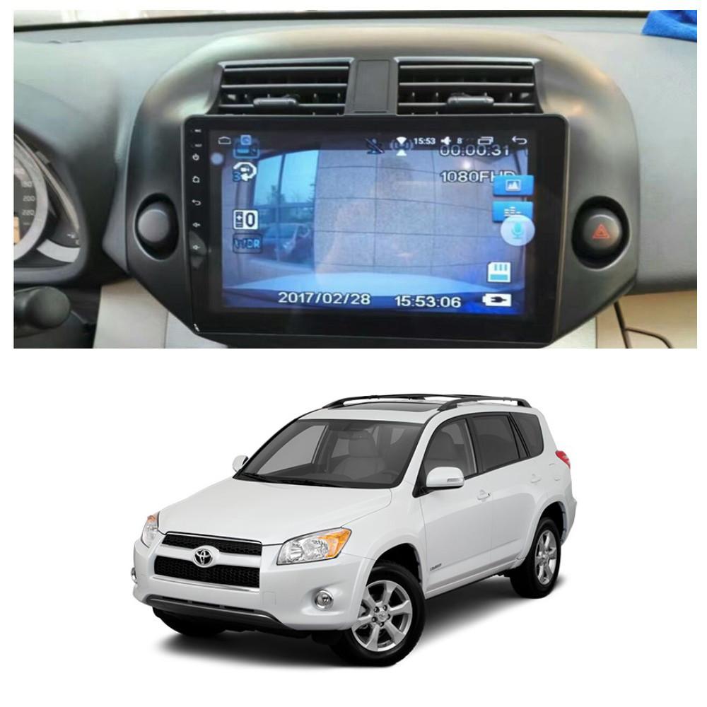 Штатная Android Магнитола на Toyota Rav4 2006-2013 Model P6/P8-solution (М-ТР4-10-P8)