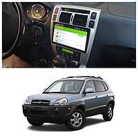 Штатна Android Магнітола на Hyundai Tucson 2006-2013 Model 3G-WiFi-solution (М-ХТ-10-3Ж)