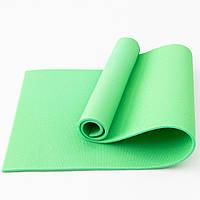Коврик для фитнеса, йоги и спорта (каремат, мат спортивный) FitUp Lite 8мм (F-00011)