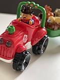 Трактор фермера с прицепом Limo Toy М 5572, фото 2