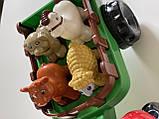 Трактор фермера с прицепом Limo Toy М 5572, фото 5