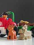 Трактор фермера с прицепом Limo Toy М 5572, фото 6
