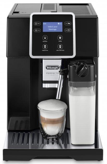 Кофемашина DELONGHI PERFECTA EVO ESAM 420.40.B