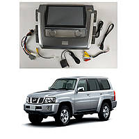 Штатная Android Магнитола на Nissan Patrol Y62 2010-2020 Model 4G-solution (М-НП-10-4Ж), фото 1