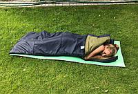 Спальный мешок (спальник туристический летний) одеяло OSPORT Лето (FI-0018)