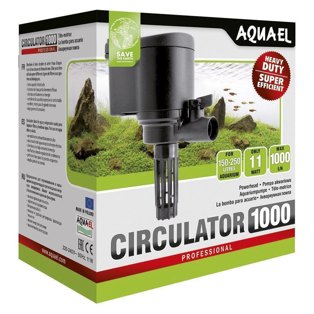 Внутренний фильтр Aquael «Circulator 1000» для аквариума 150-250 л
