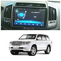 Штатна Android Магнітола на Toyota Land Cruiser Prado 2007-2015 Model 3G-WiFi-solution (М-ТЛк-10-3Ж)