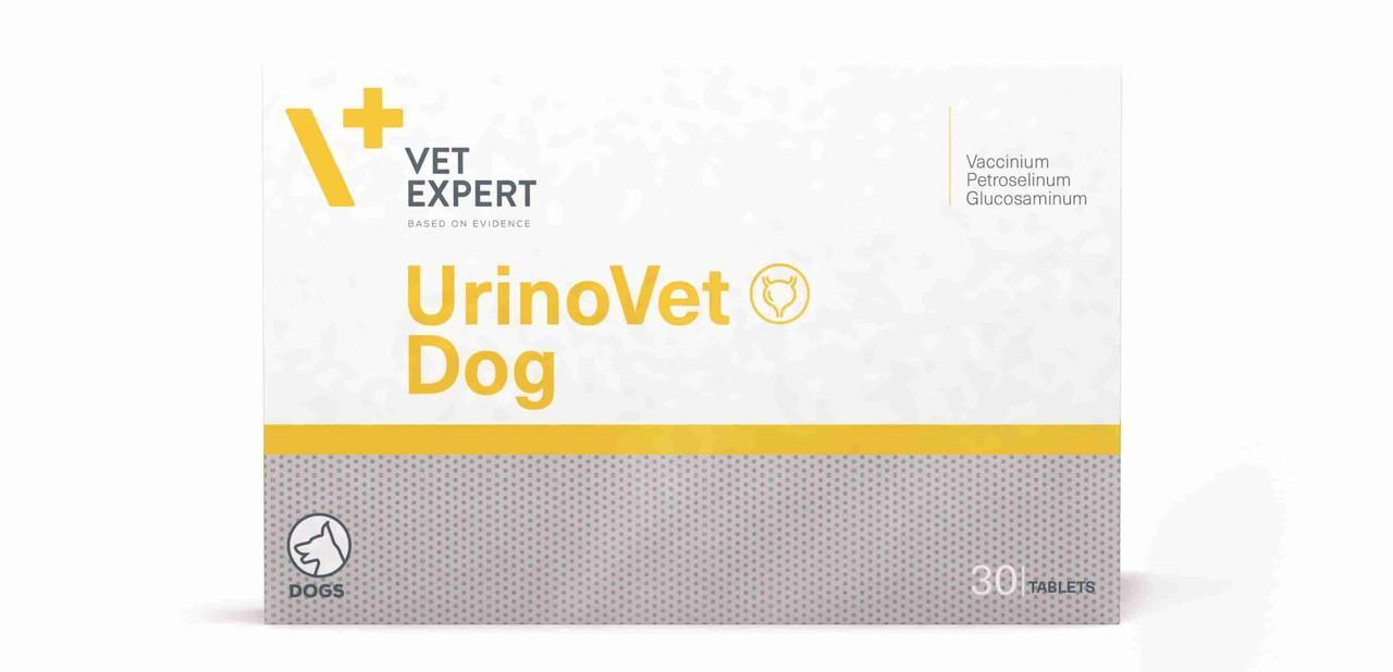 VetExpert URINOVET Dog - таблетки для здоровья мочевой системы собак