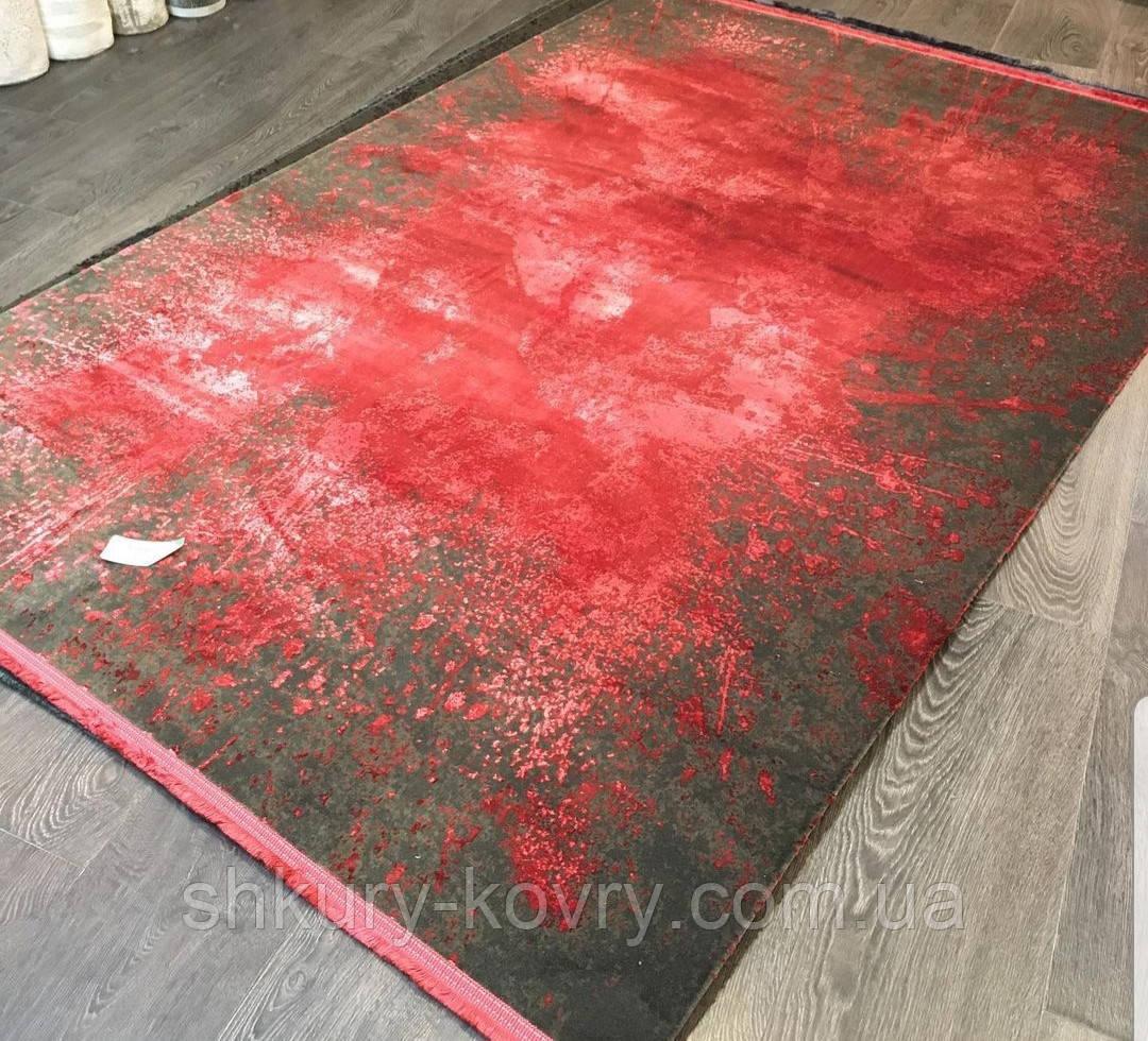 Бамбуковые потертые винтажные ковры Pierre Cardin в Украине