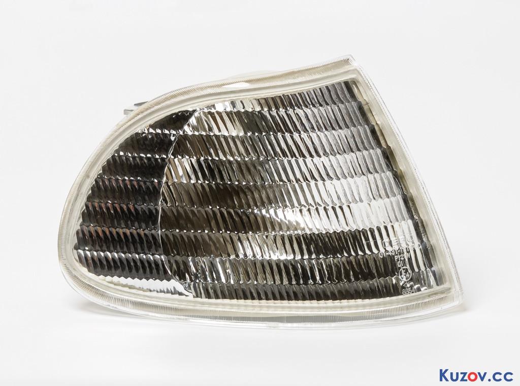 Покажчик повороту Ford Scorpio 92-94 лівий, білий (Depo) 6533589
