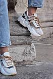 Стильные женские кроссовки D&G, фото 10
