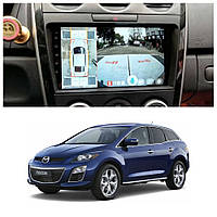 Штатная Android Магнитола на Mazda CX-7 2010-2014 Model 3G-WiFi-solution (М-Мз-9-3Ж)