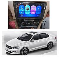 Штатная Android Магнитола на Volkswagen Bora 2012-2015 Model 3G-WiFi-solution (М-ФБр-9-3Ж)