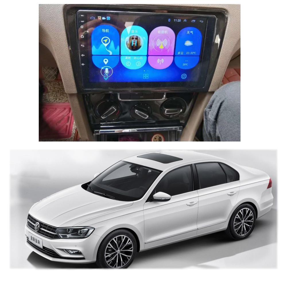 Штатна Android Магнітола на Volkswagen Bora 2012-2015 Model 4G-solution (М-ФБр-9-4Ж)
