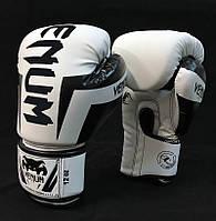 Рукавички боксерські PU на липучці VENUM 8-14 унцій (BO-5698)