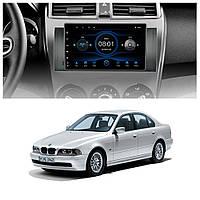 Штатная Android Магнитола на BMW 5 Series E39 X5 e53 2004-2006 Model P6/P8-solution (М-БМВх5-9-Р8)