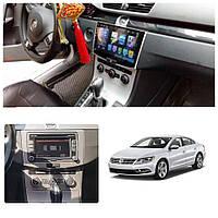 Штатна Android Магнітола на Volkswagen Passat СС 2012-2015 Model 3G-WiFi-solution (М-ФСс-10-3Ж-3Ж)
