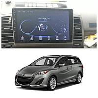 Штатна Android Магнітола на Mazda 5 2005-2010 Model P6/P8-solution (М-М5-9-Р8)