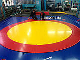 Борцовский (спортивный) мат для борьбы, дзюдо OSPORT 1м х 2м толщина 3см (FI-0002-30), фото 9