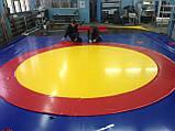 Борцовский (спортивный) мат для борьбы, дзюдо OSPORT 1м х 2м толщина 5см (FI-0002-50), фото 3