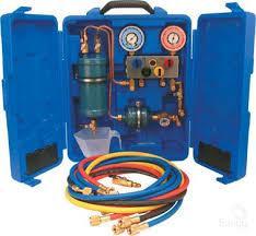 Блок для очищення і регенирации газу (Mastercool, США) 69500