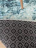 Безкоштовна доставка!Турецький килим в спальню 140х190см., фото 8