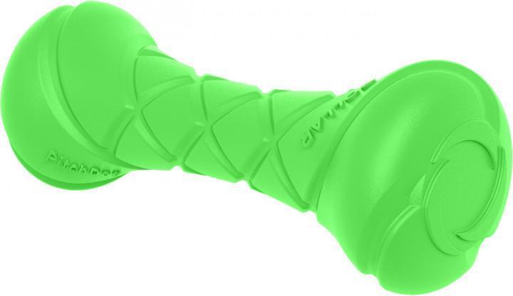 Ігрова гантель для апортировки Collar PitchDog 7 см Салатовий
