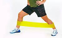 Резинка для фитнеса и спорта (лента эспандер) эластичная 1040х150х0,35мм OSPORT PS (FI-2435)