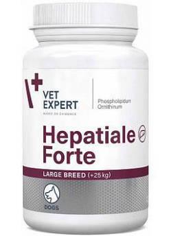 Hepatiale Forte Large Breed  для собак крупных пород с заболеванием печени 40 таблеток