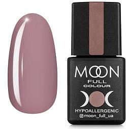 Гель-лак Moon Full №105 холодный пурпурно-розовый, 8мл.