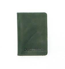 Документица DNK Leather DNK mini doc file H col.C Зеленый, КОД: 1649933