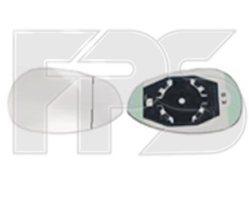 Вкладиш дзеркала Fiat Grande Punto 05 - лівий (FPS) FP 2607 M11