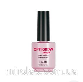 Naomi Opti Grow Oxygen 15 мл/Наоми комплекс витаминов и минералов для укрепления ногтей