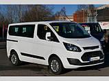 Решітка в бампері Ford Transit Custom 2012 - ліва (FPS) 1778873, фото 2