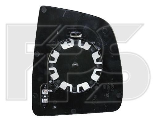 Вкладиш бічного дзеркала Fiat Doblo, Opel Combo (10-18) лівий (FPS)