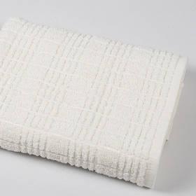 Рушник Iris Home - Grid beyaz білий 50*90