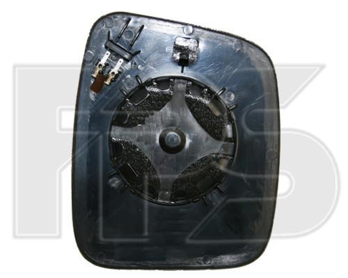 Вкладиш дзеркала Fiat Fiorino Qubo 08 - лівий (FPS)