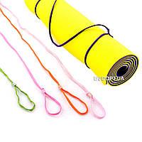 Ручка (стяжка) для переноски коврика для йоги и фитнеса OSPORT (FI-0005-1)