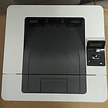 Принтер HP LaserJet 402 DN пробіг 11 тис. сторінок з Європи, фото 2