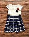 Ошатне дитяче плаття на 5-8 років, плаття на випускний в садок, фото 2