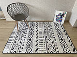 """Безкоштовна доставка! Турецький килим у спальню """"Малюнок"""" 160х230см., фото 7"""