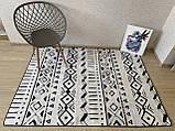 """Безкоштовна доставка! Турецький килим у спальню """"Малюнок"""" 160х230см., фото 2"""