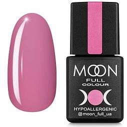 Гель-лак Moon Full №107 розовый зефир, 8мл.