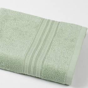 Рушник Iris Home - Stitch yesil зелений 50*90