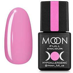 Гель-лак Moon Full №110 светло-розовый холодный, 8мл.